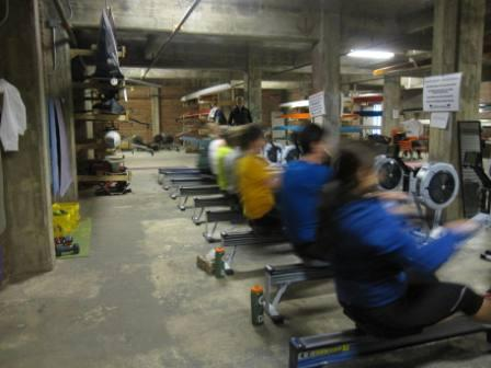 Power 10s on the ergs